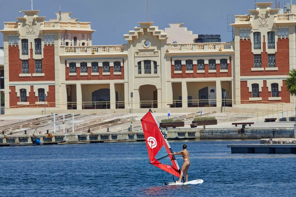Windsurf Marina de València
