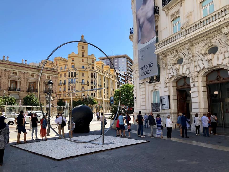 Exposiciones Fundacion Bancaja Valencia