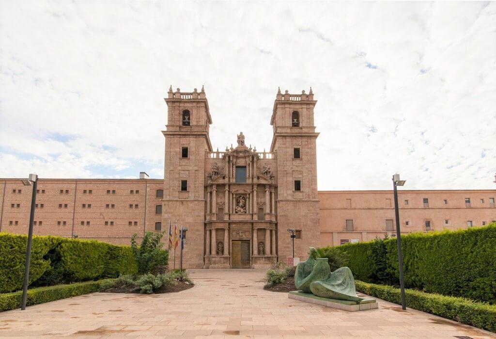 monasterio san miguel de los reyes visita virtual valencia