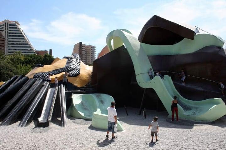 Parque-Gulliver-niños