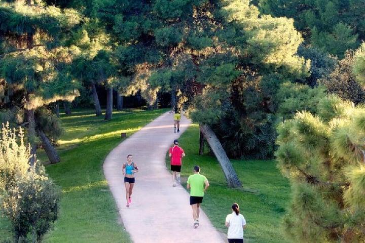 Running-turia