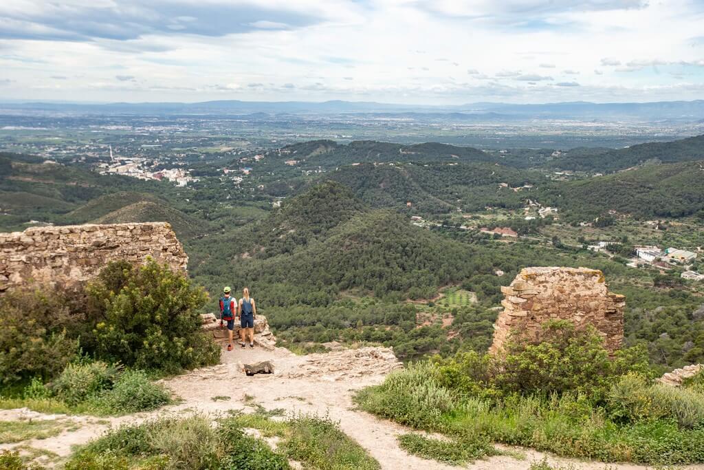 Parque Natural de la Sierra Calderona en Valencia