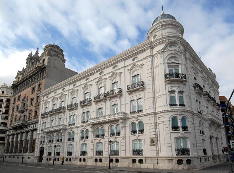 La Fundación Bancaja de València