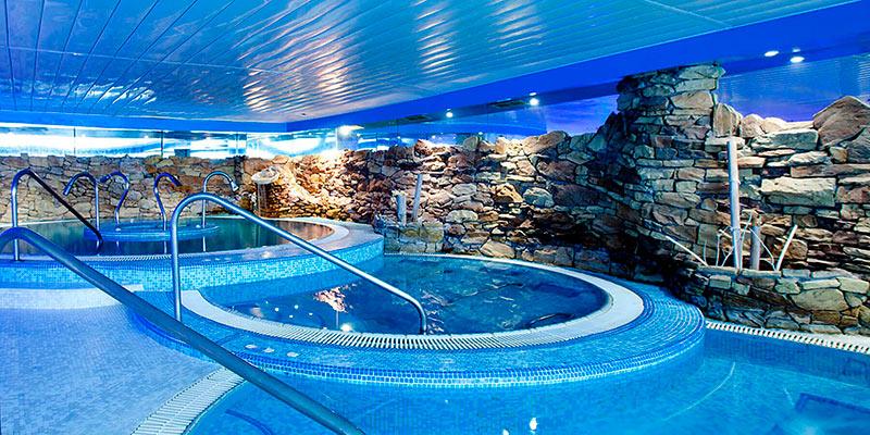 Spa del Hotel Olympia de València