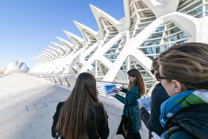 Visitas guiadas a València