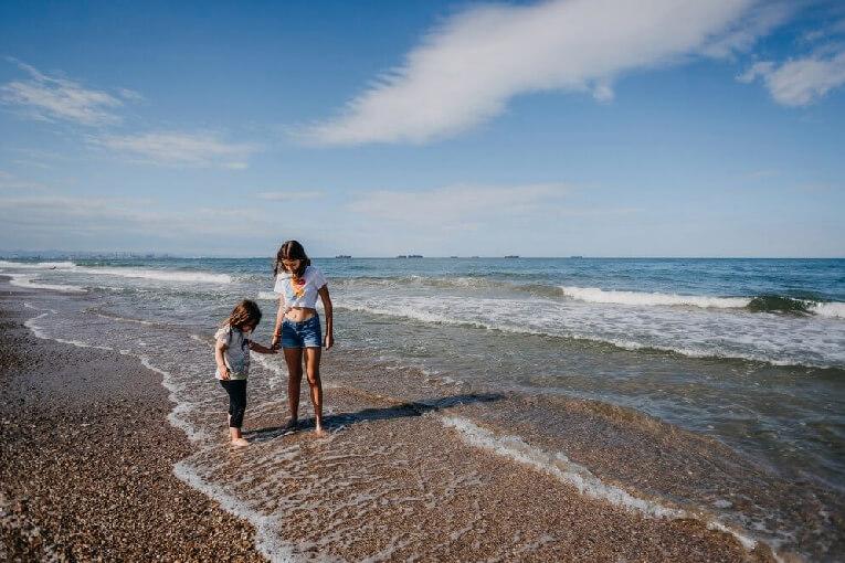 Ontdek de stranden van València: van stads tot idyllisch