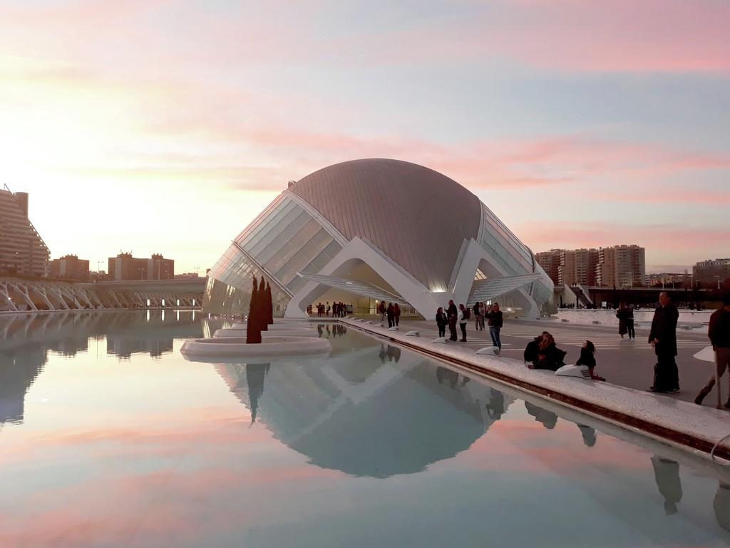 Ciudad de las Artes y las Ciencias, un universo de diversión