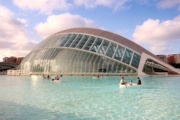 10 planes seguros para disfrutar de València en familia