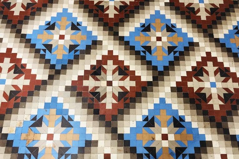 Mosaico Nolla Valencia
