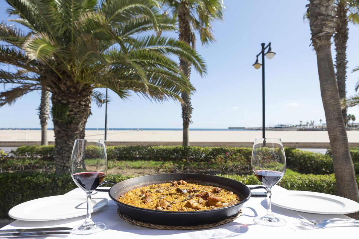 Valencia dons the colours (and flavours) of spring