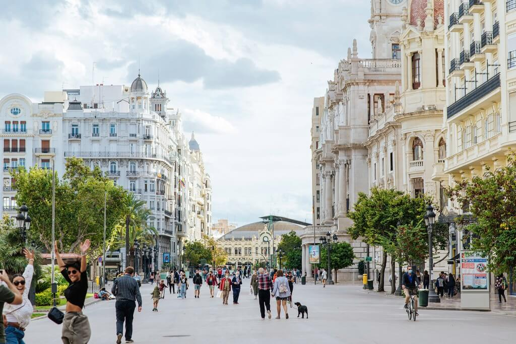 Valencia, the healthiest city in the world