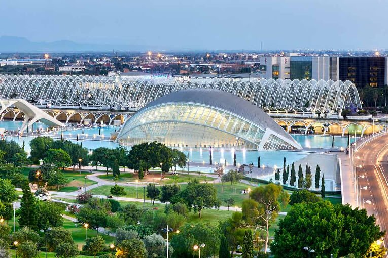 The remote working office you have been looking for is in Valencia
