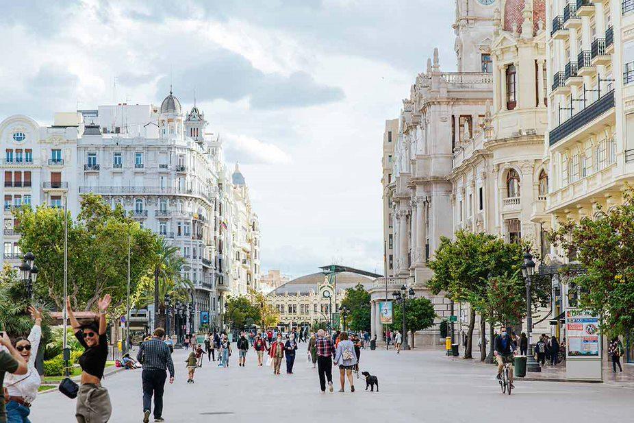 Valencia, de gezondste stad ter wereld
